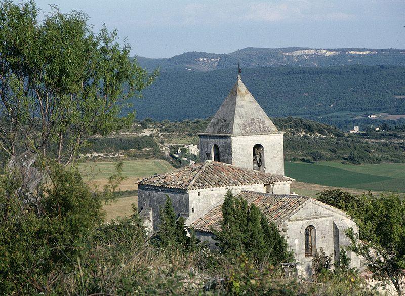 Photo du Monument Historique Chapelle avec son clocher situé à Saint-Michel-l'Observatoire