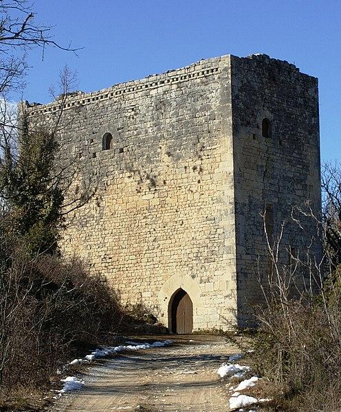 Photo du Monument Historique Remparts situé à Saint-Michel-l'Observatoire