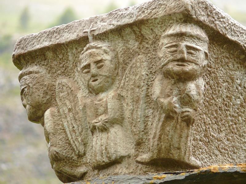Photo du Monument Historique Cimetière de Maurin situé à Saint-Paul