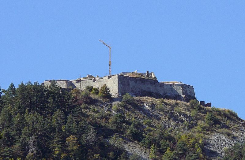 Photo du Monument Historique Fort Joubert ou Fort Saint-Vincent situé à Saint-Vincent-les-Forts