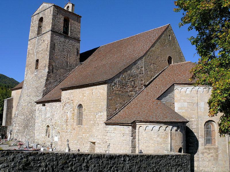 Photo du Monument Historique Eglise Notre-Dame situé à Senez