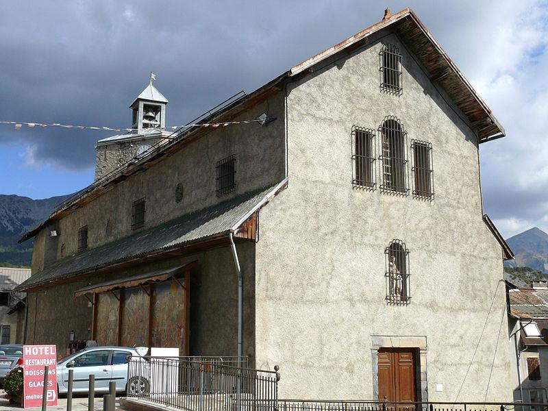 Photo du Monument Historique Couvent des Dominicains situé à Seyne
