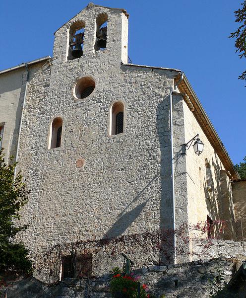 Photo du Monument Historique Chapelle Saint-Marcel situé à Sisteron