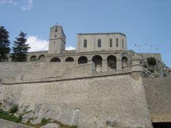 Photo du Monument Historique Citadelle situé à Sisteron
