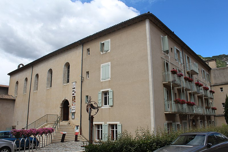 Photo du Monument Historique Ancien couvent de la Visitation, puis résidence pour personnes âgées des Visitandines et Musée Terre et Temps situé à Sisteron