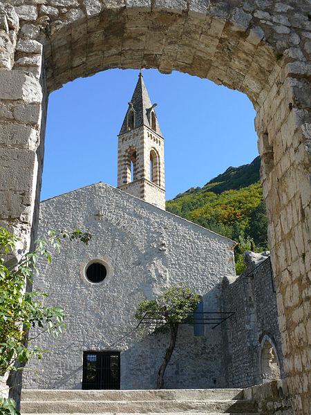 Photo du Monument Historique Eglise des Dominicains de la Baume situé à Sisteron