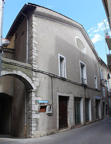 Photo du Monument Historique Maison des Missionnaires de la Croix, puis école de musique situé à Sisteron