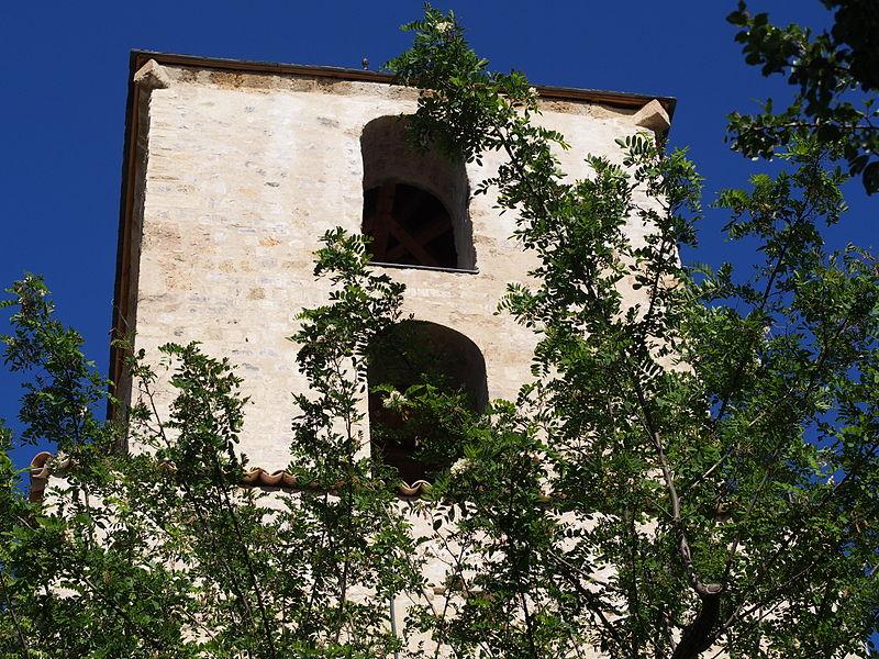 Photo du Monument Historique Eglise paroissiale Notre-Dame-de-Bethléem ou Saint-Blaise situé à Thoard