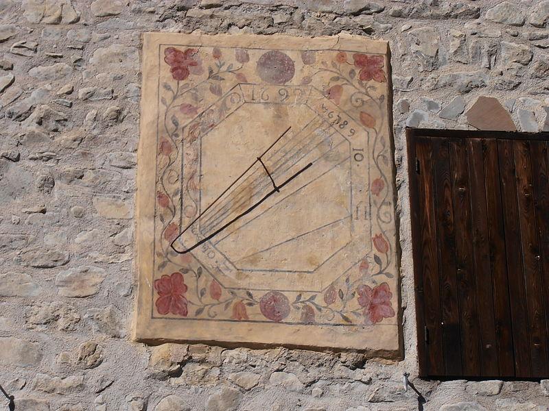 Photo du Monument Historique Maison communale situé à Villars-Colmars