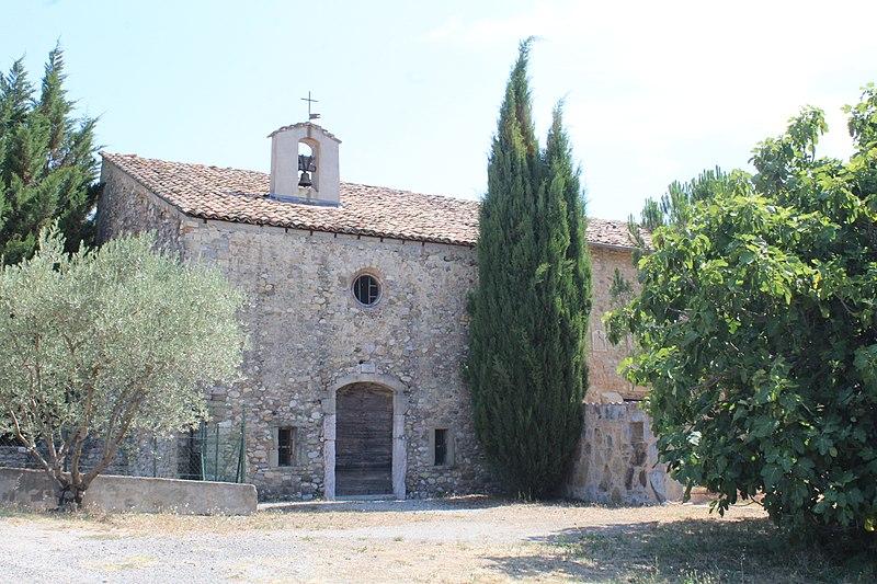 Photo du Monument Historique Ancien prieuré Saint-Jean-de-Taravon situé à Volonne