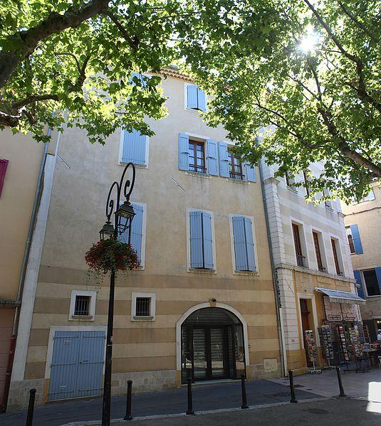 Photo du Monument Historique Hôtel Isaac-Bourdin situé à Manosque
