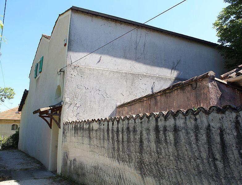 Photo du Monument Historique Maison de Jean Giono, dénommée Le Paraïs situé à Manosque
