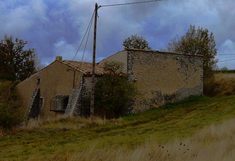 Photo du Monument Historique Ferme, dite Les Graves, située au Contadour situé à Redortiers