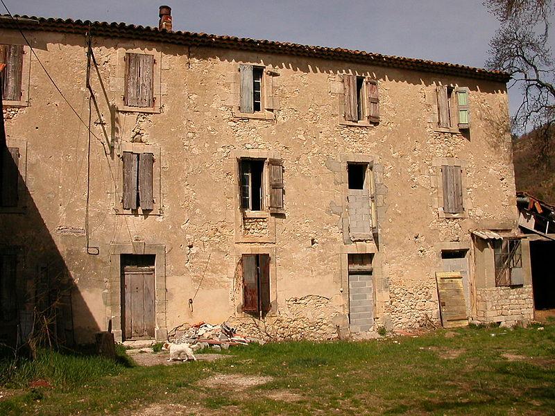 Photo du Monument Historique Moulin Delestic dit aussi moulin Agnelier ou de l'Agnelet situé à Reillanne
