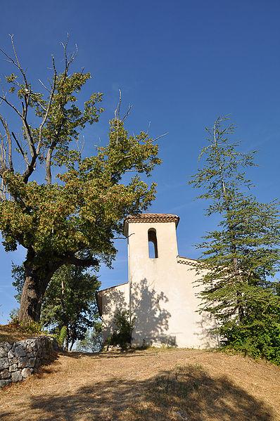 Photo du Monument Historique Eglise paroissiale Saint-Julien de Montpezat situé à Montagnac-Montpezat