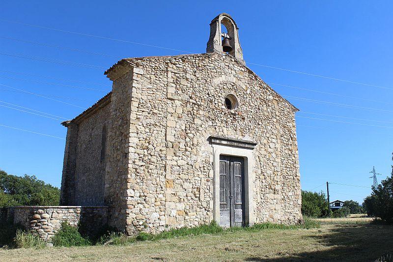 Photo du Monument Historique Chapelle Sainte-Tulle situé à Sainte-Tulle