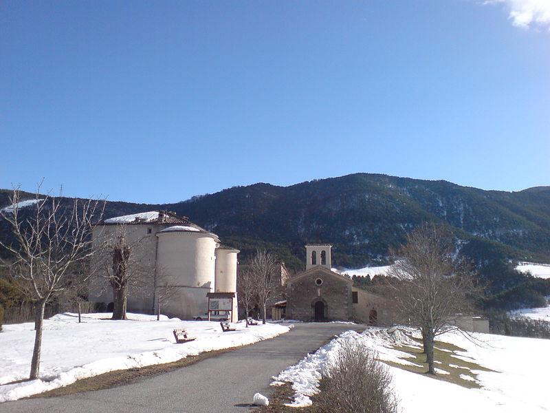 Photo du Monument Historique Château de Castellet Saint-Cassien situé à Val-de-Chalvagne