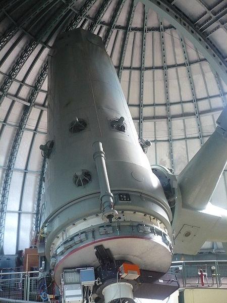 Photo du Monument Historique Observatoire de Haute-Provence situé à Saint-Michel-l'Observatoire