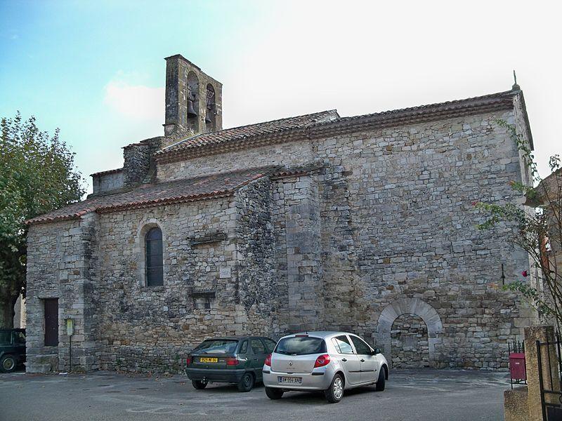 Photo du Monument Historique Eglise Saint-Georges situé à Limans