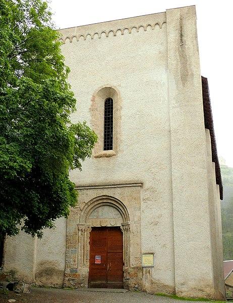 Photo du Monument Historique Eglise des Cordeliers situé à Briançon