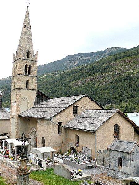 Photo du Monument Historique Eglise paroissiale situé à Château-Ville-Vieille