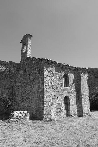 Photo du Monument Historique Eglise de Saint-Cyrice situé à Etoile-Saint-Cyrice