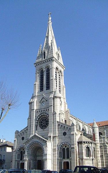 Photo du Monument Historique Cathédrale Saint-Arnoux situé à Gap