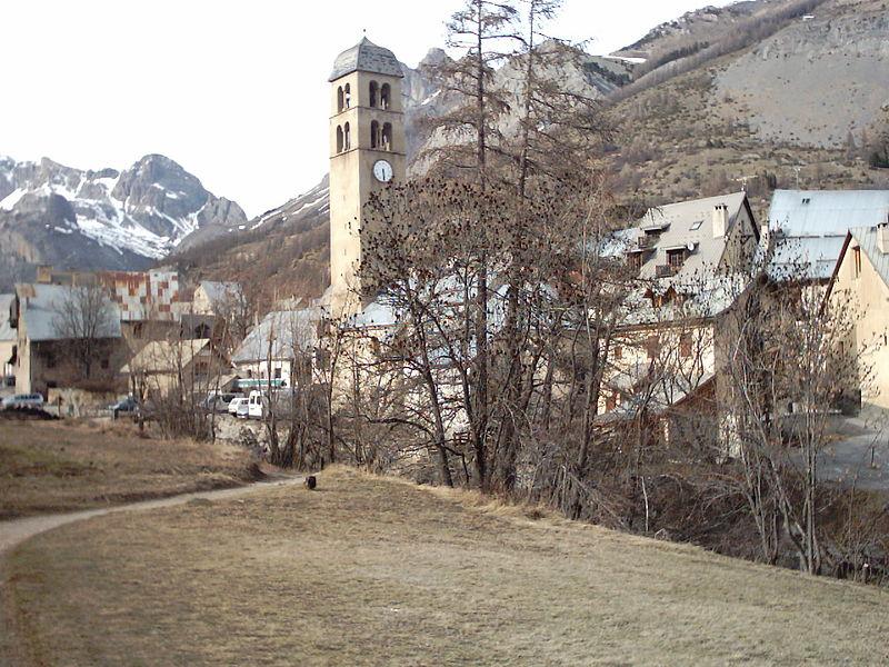 Photo du Monument Historique Eglise du Casset situé à Le Monêtier-les-Bains