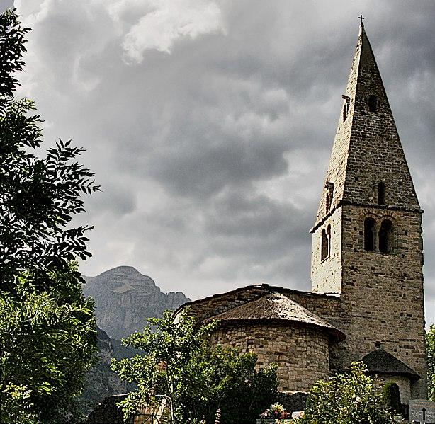 Photo du Monument Historique Chapelle des Gicons dite Mère Eglise situé à Saint-Disdier