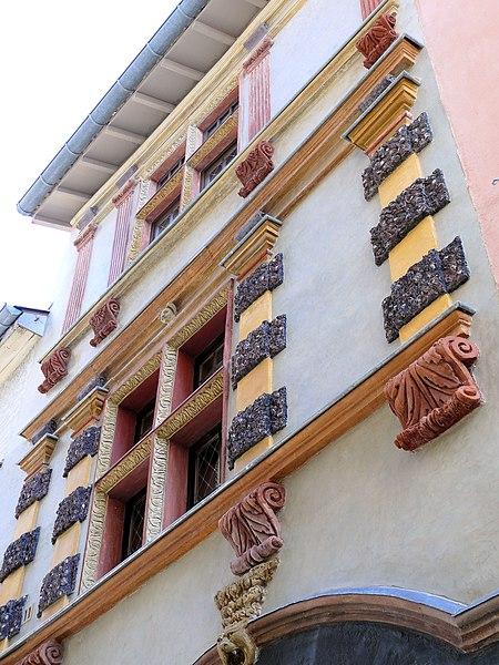 Photo du Monument Historique Maison dite de Lesdiguières situé à Serres