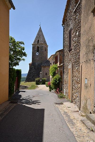 Photo du Monument Historique Eglise paroissiale situé à Upaix