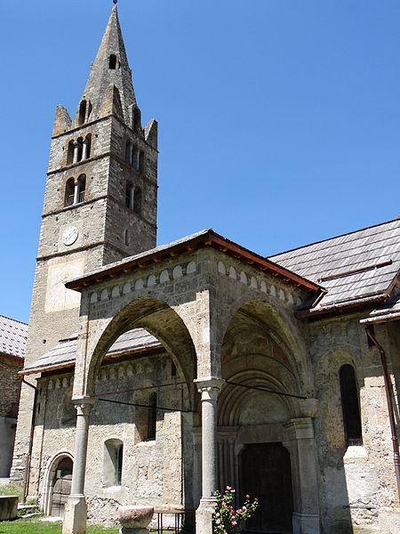 Photo du Monument Historique Eglise situé à Les Vigneaux