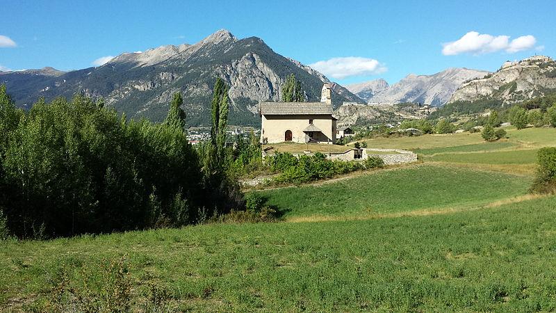 Photo du Monument Historique Chapelle Saint-Pancrace situé à Villar-Saint-Pancrace