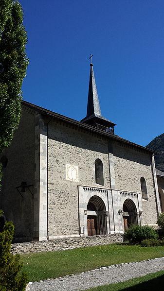 Photo du Monument Historique Eglise paroissiale Saint-Pancrace situé à Villar-Saint-Pancrace
