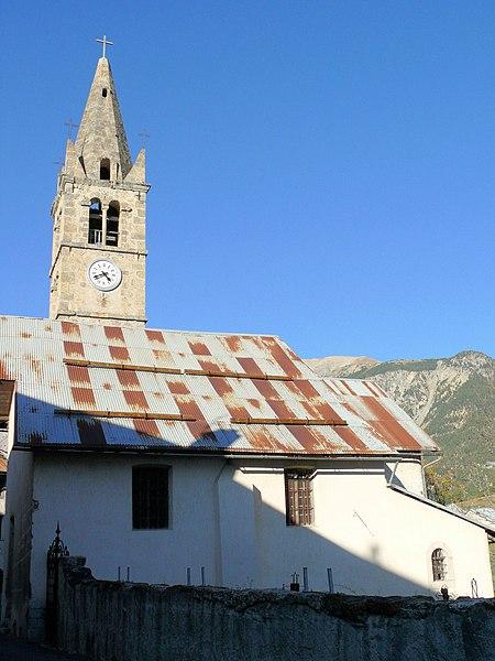 Photo du Monument Historique Eglise de l'Annonciation situé à Val-des-Prés