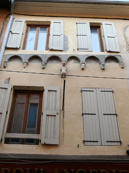 Photo du Monument Historique Immeuble situé à Embrun