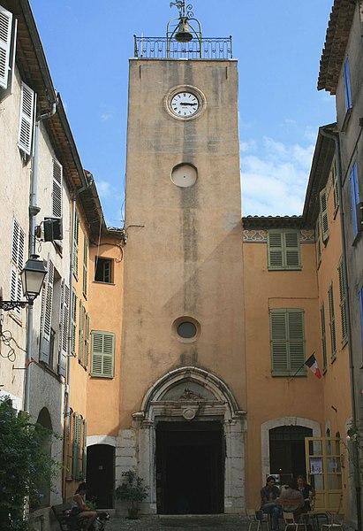 Photo du Monument Historique Eglise Sainte-Marie-Madeleine situé à Biot