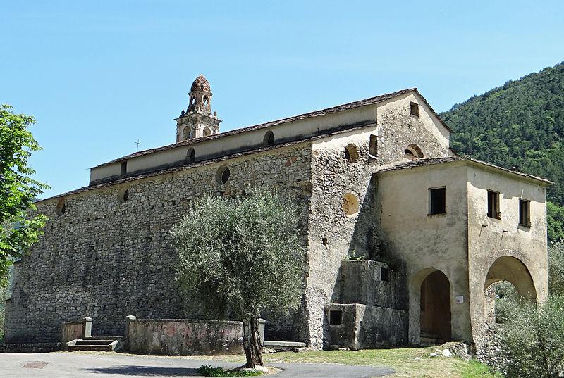 Photo du Monument Historique Chapelle Notre-Dame-des-Monts situé à Breil-sur-Roya