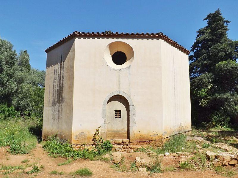 Photo du Monument Historique Chapelle Saint-Sauveur situé à Cannes