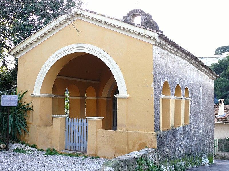 Photo du Monument Historique Chapelle Notre-Dame-des-Anges ou Sainte-Catherine situé à Cannet (Le)