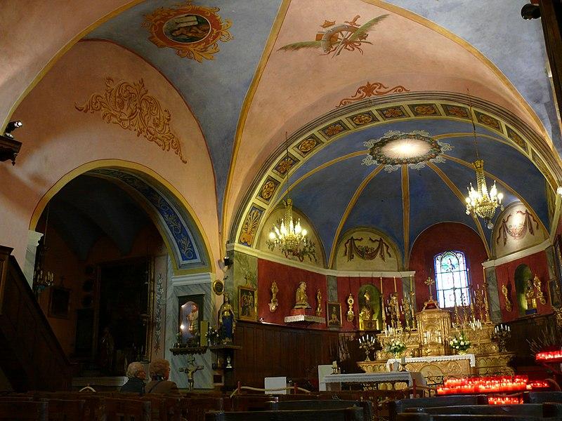Photo du Monument Historique Eglise Sainte-Catherine situé à Le Cannet