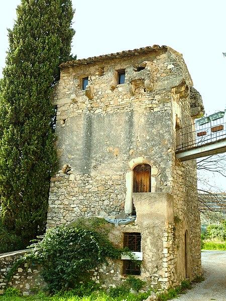 Photo du Monument Historique Maison du brigand situé à Le Cannet