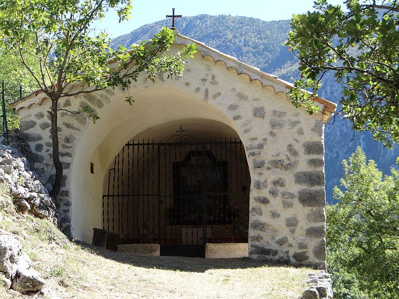 Photo du Monument Historique Chapelle Saint-Joseph situé à Gars