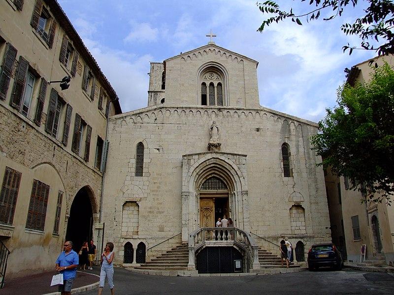 Photo du Monument Historique Cathédrale situé à Grasse