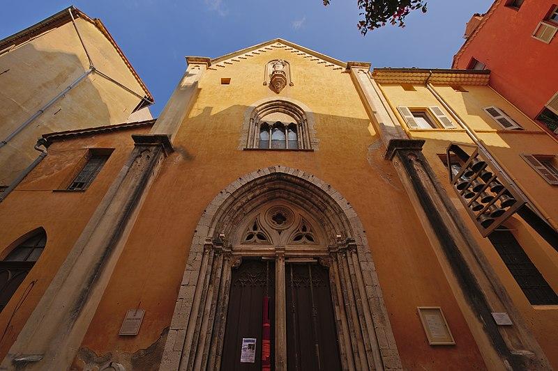 Photo du Monument Historique Eglise de l'Oratoire situé à Grasse