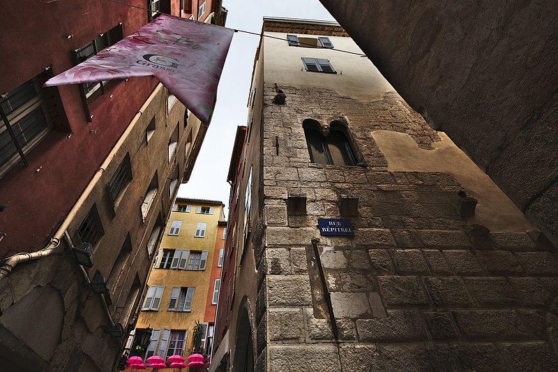 Photo du Monument Historique Maison situé à Grasse