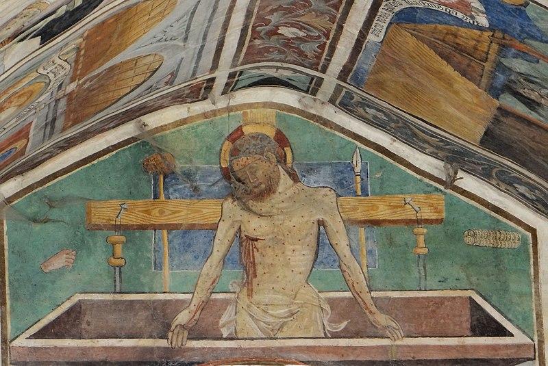 Photo du Monument Historique Chapelle Notre-Dame-de-Bon-Coeur situé à Lucéram