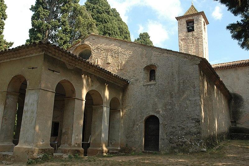 Photo du Monument Historique Chapelle Notre-Dame-de-Vie situé à Mougins