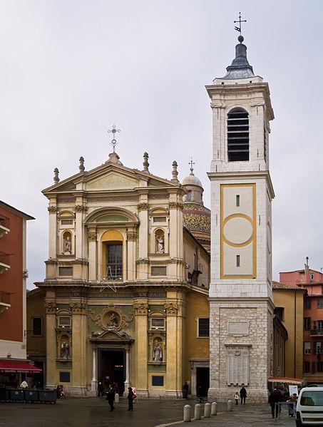 Photo du Monument Historique Cathédrale Sainte-Reparate situé à Nice