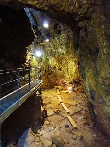 Photo du Monument Historique Grotte préhistorique du Lazaret situé à Nice